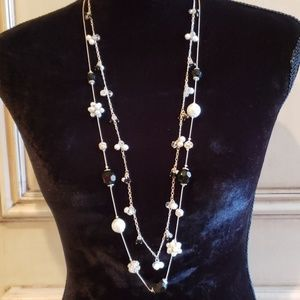 WHBM sophisticated necklace